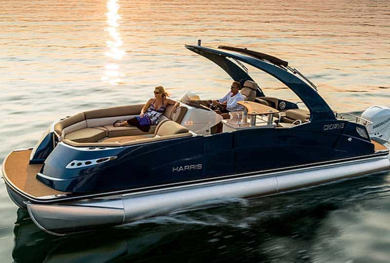 How Much Are Harris Pontoon Boats? (See Costs)