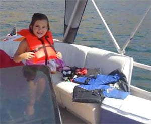 Lifevests safety for kids!
