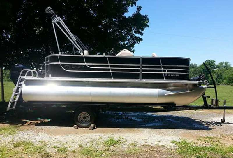 18 Foot Pontoon Boat Weight With Trailer Find Out Now