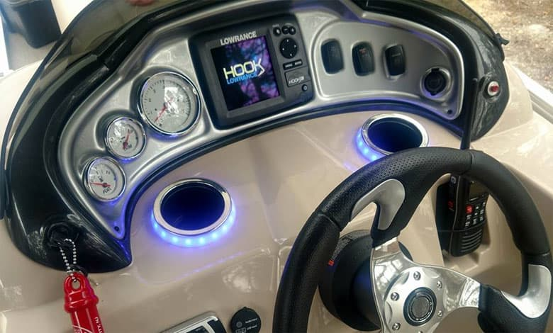 led cup holders