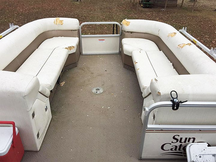 pontoon critters and pest prevention