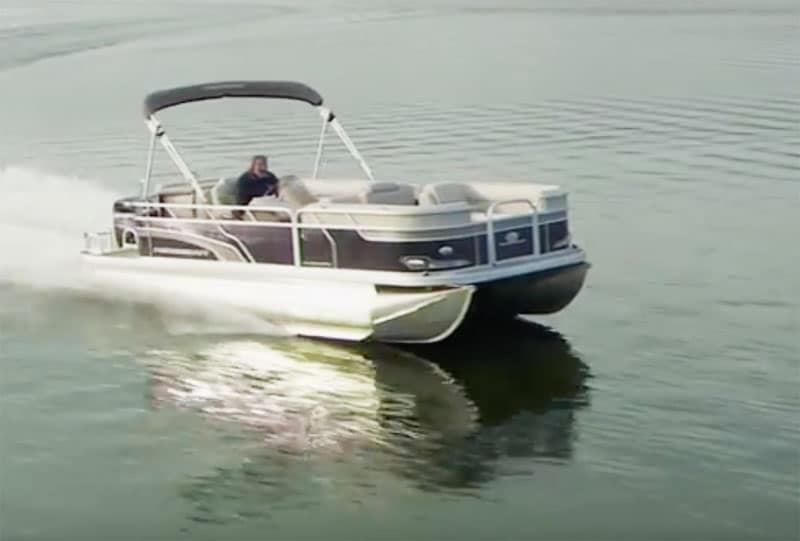 What Does A Pontoon Boat Look Like 6 Examples W Photos