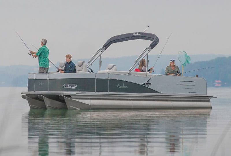 What Is The Best Pontoon Fishing Boat