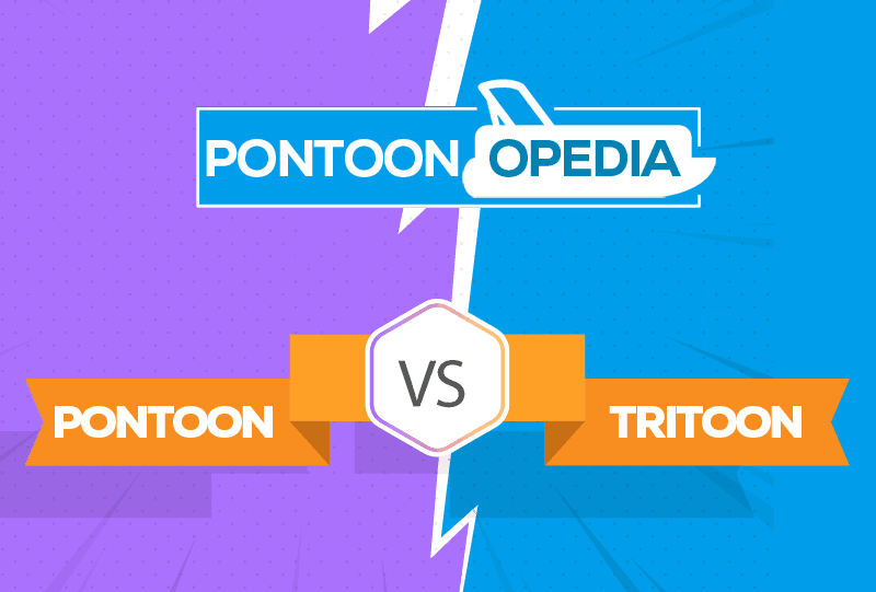 Pontoon Boats versus Tritoon what best and differences