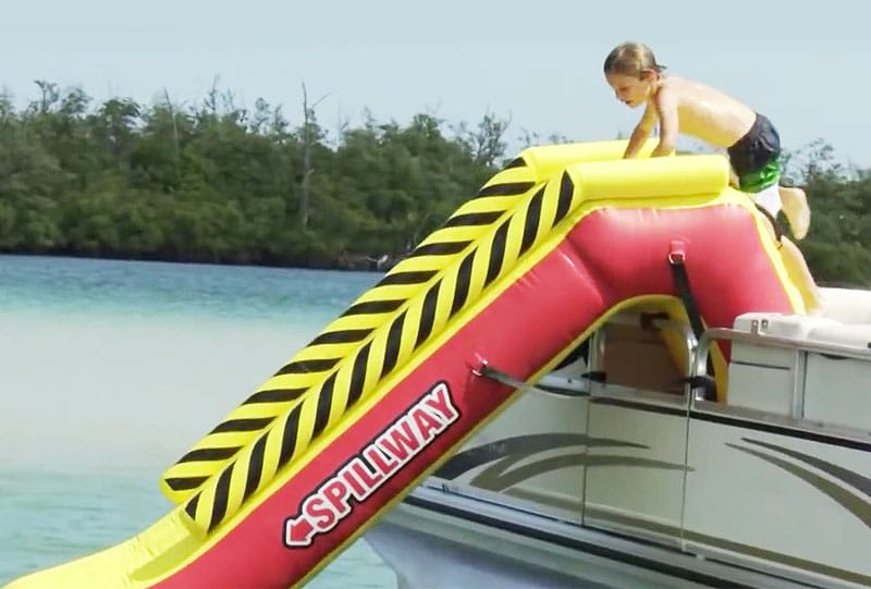 pontoon boat slide kit