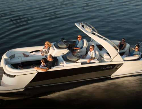 2018 Sylvan M5 LZ DC Pontoon Boat Review
