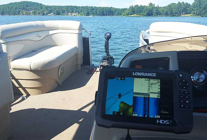 What Size Trolling Motor for a 24' Pontoon Boat? [ FIND OUT HERE]
