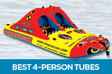 4-person tube reviews