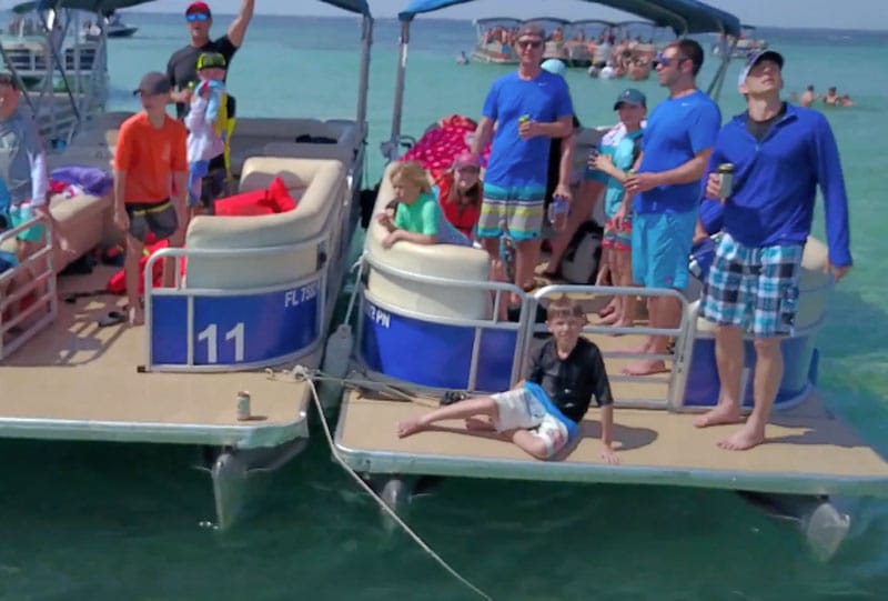 Pontoon Boat Party Ideas And Entertainment