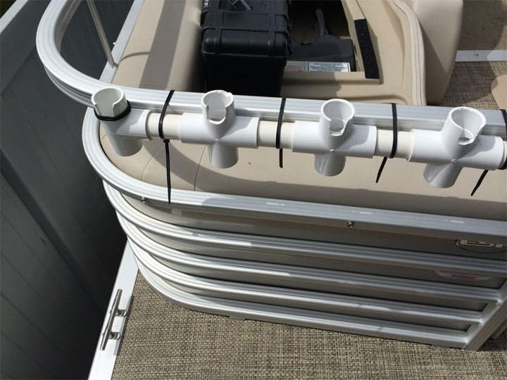 Homemade Rod Holders For Pontoon Boats 13 Best Amp Worst Ideas