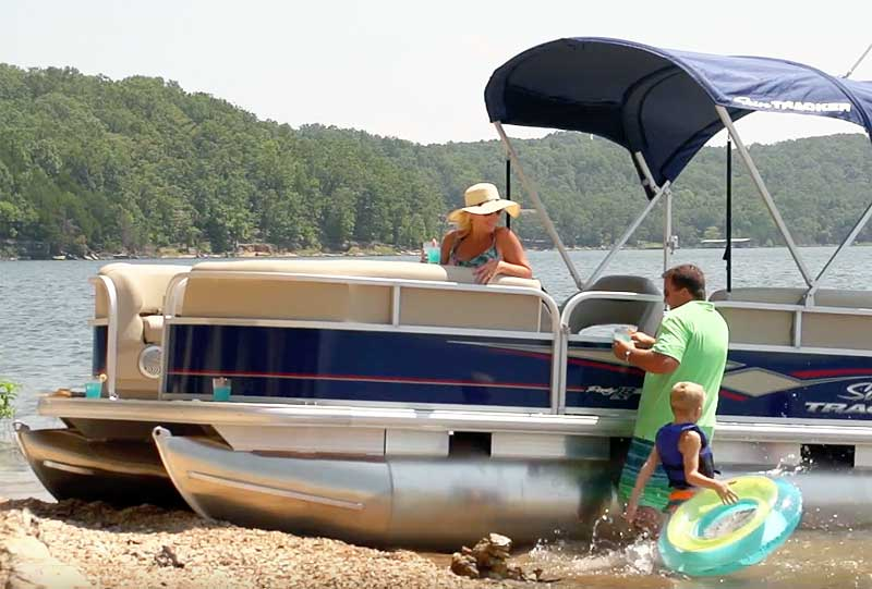 reasons to own a pontoon boat