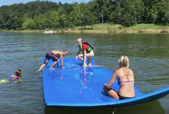 Water Mat fun