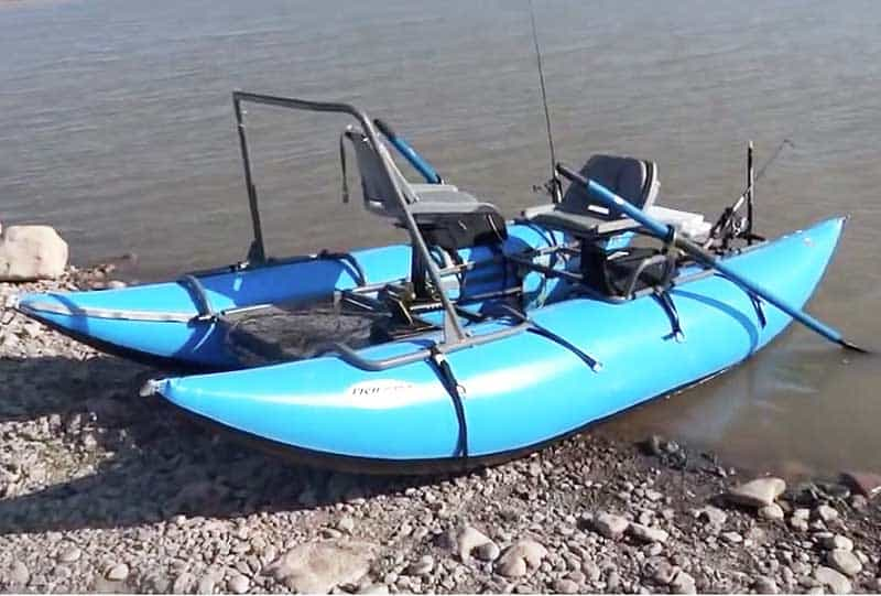 best inflatable pontoon boat trailer reviews