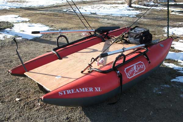 flat fishing deck modification
