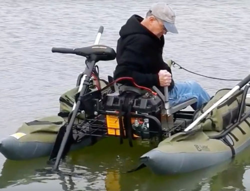The Best Trolling Motor for an Inflatable Pontoon Boat – What Size You Will Need?