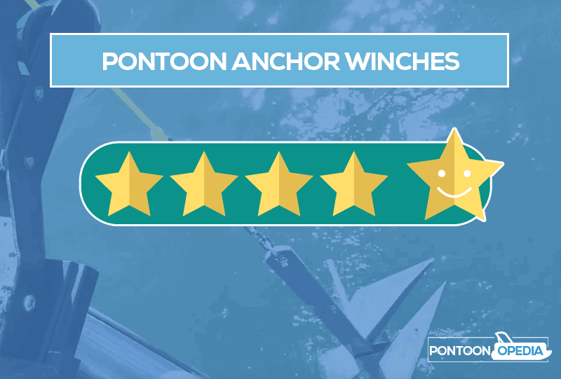 Pontoon Boat Anchor Winch Reviews