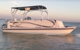 Saltwater Pontoon Boats and Can They Be Used in Saltwater