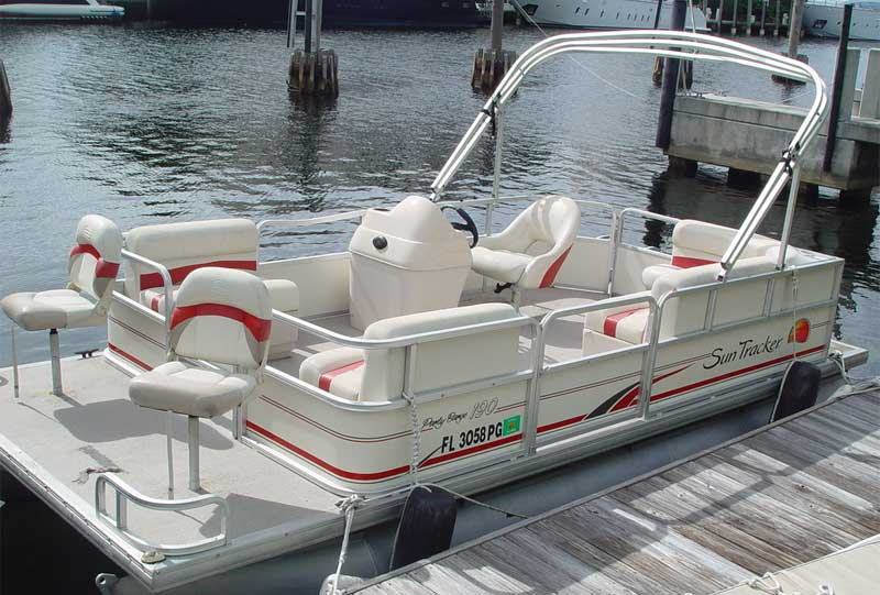 What Is A Pontoon Boat Underpinning Kit THE ANSWER