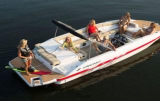 Deck Boat Manufacturers & Brands