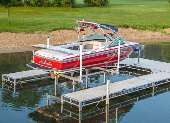 Pontoon Boat Lift Prices: How Much Do Pontoon Lifts Cost? [READ THIS]