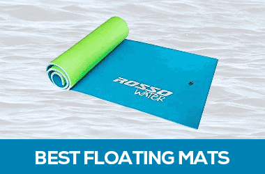 best floating mats and pads