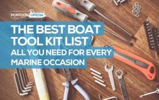 boat tool kit list and marine tools