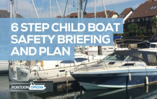 Child Boat Safety Briefing Example and Plan