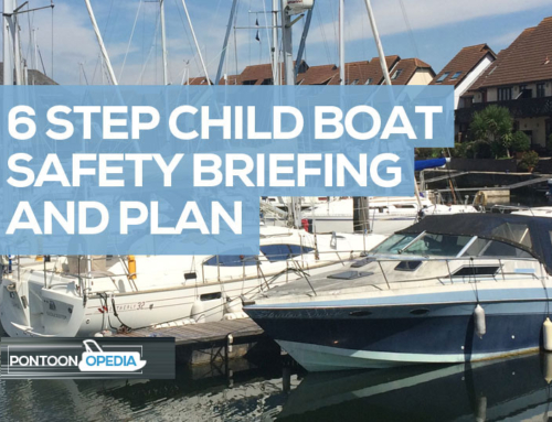 Child Boat Safety Briefing Example with an Essential 6 Step Plan