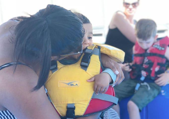 hamilton island dinghy review