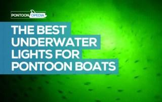 best underwater LED lights for pontoon boats