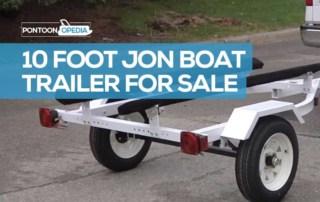 10ft jon boat trailer for sale