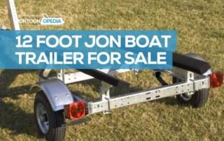 12ft jon boat trailer for sale