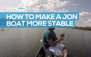 How to Make a Jon Boat More Stable