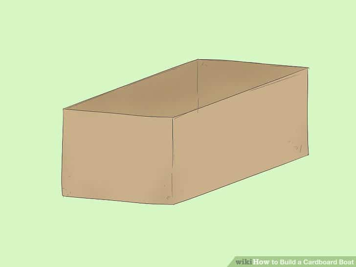 How To Build A Cardboard Boat That Won T Sink Step By Step