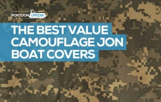 Camo Jon Boat Covers