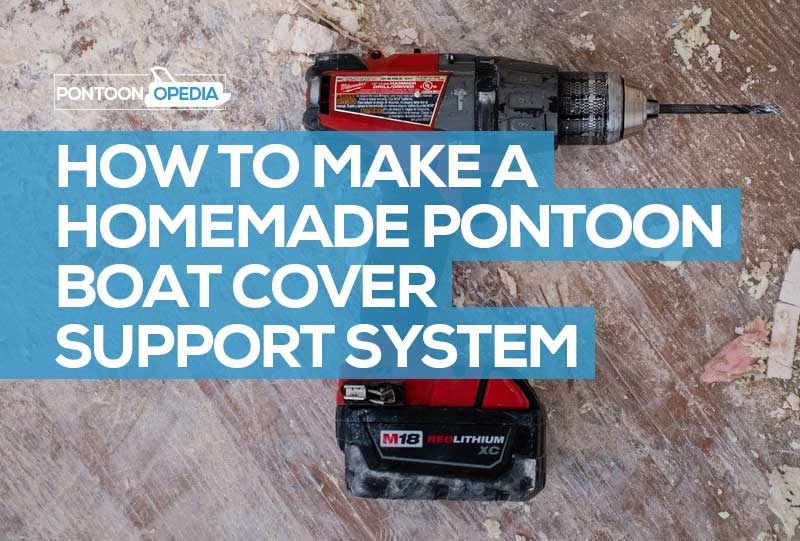 diy cover support system