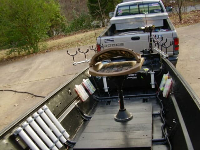 Jon Boat Seat Mount Ideas That You Can Install & Fit Easily
