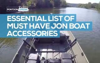 jon boat accessories catalog for fishing