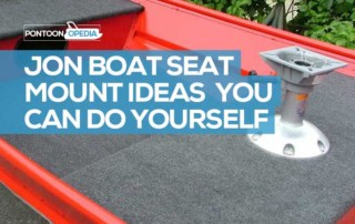 jon boat seat mount ideas