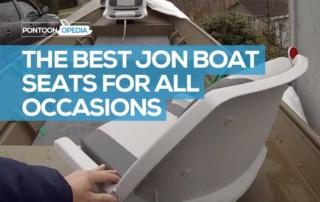 jon boat swivel seats