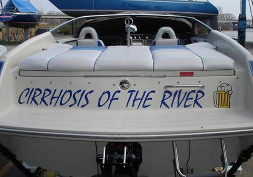 boat names for beer drinkers