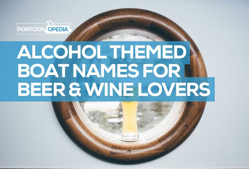 beer boat names and wine alcohol names