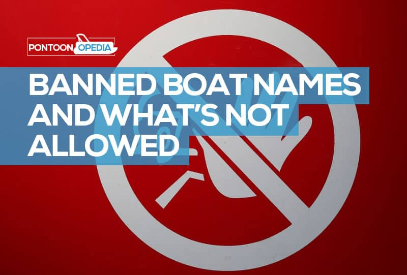 banned boat names not allowed