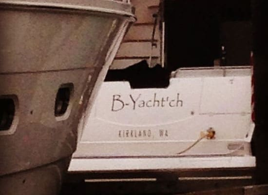 Dirty Boat Names so Offensive & Rude They Should Banned! (With Pics)