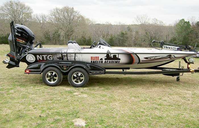 Bass Boat Wraps: 13 Designs & Ideas You Won't Believe! (GALLERY)