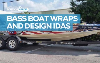 bass boat wrap designs