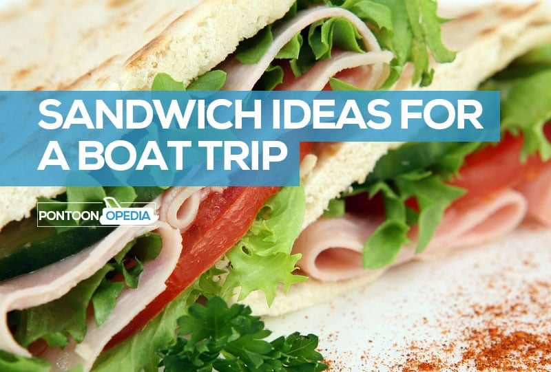 sandwiches for a boat trip