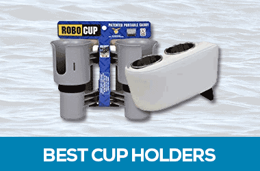 pontoon cup holders