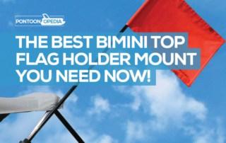 Bimini Flag Mount