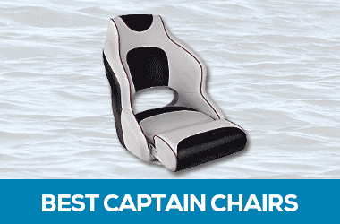best pontoon captains chairs